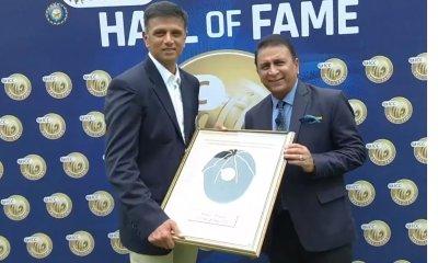 Rahul Dravid - ICC Hall of Fame