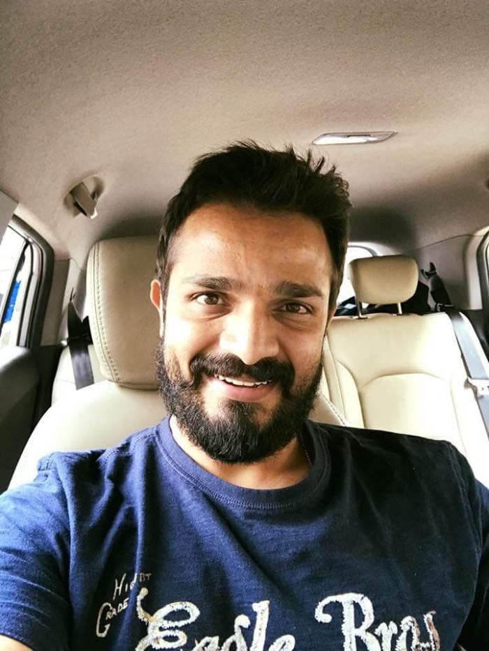 Vijay Raghavendra wiki