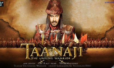 Taanaji: The Unsung Warrior Hindi Movie