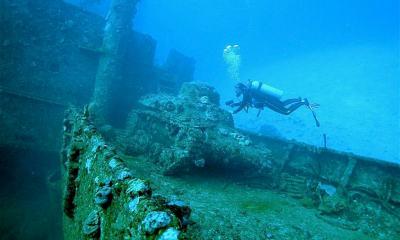 Underwater Museum in India