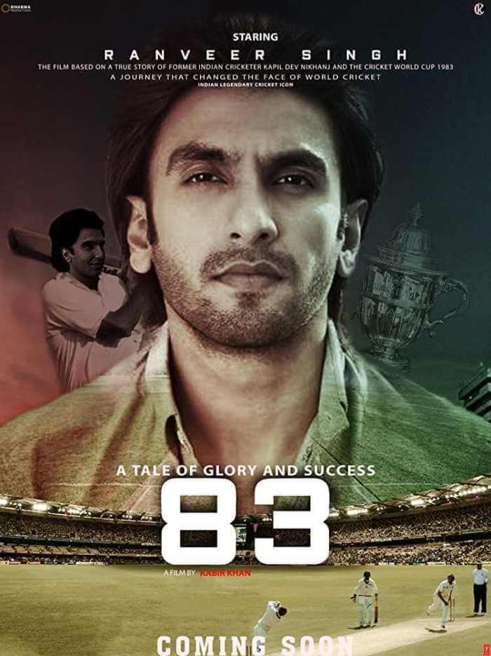 83 Hindi Movie