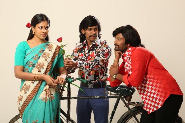 Kadhal Munnetra Kazhagam Movie