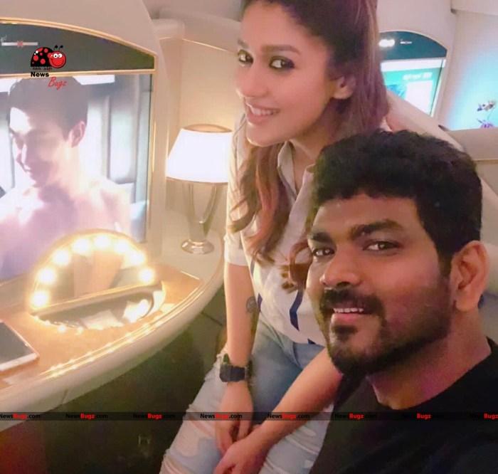 Nayanthara and Vignesh Shivan Latest Photos