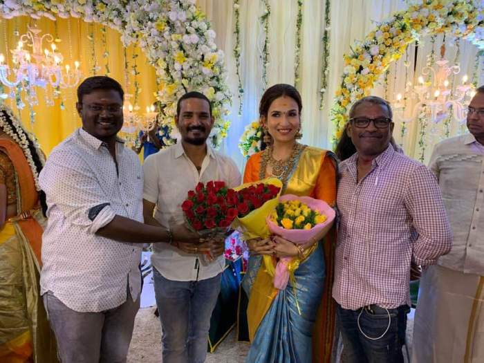 Soundarya Rajinikanth and Vishagan Vanangamudi Marriage Images