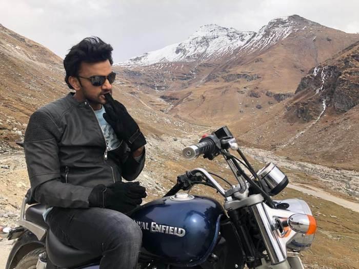 Actor Rakesh Varre