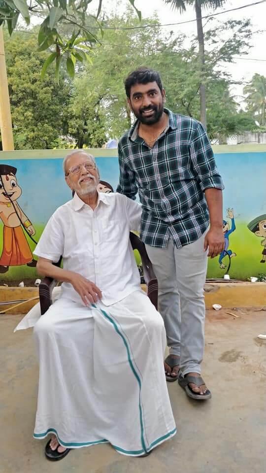 Bharat Kamma Photos
