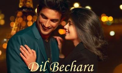 Dil Bechara Hindi Movie