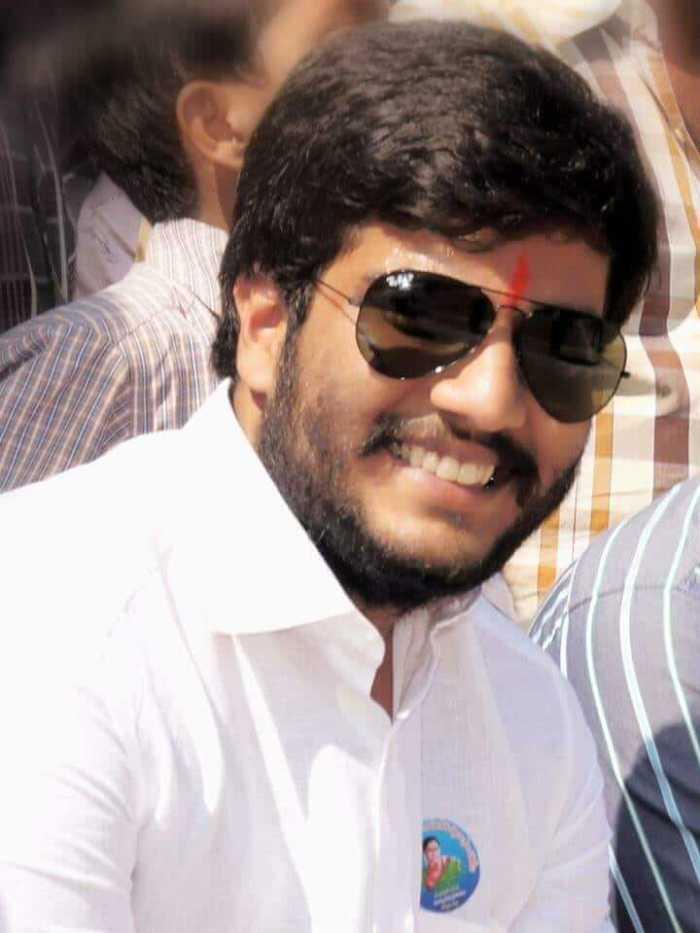 Byreddy Siddharth Reddy