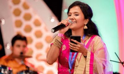 Lakshmi Priya Super Singer Photos