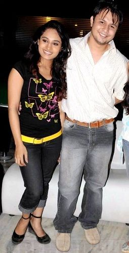 Pooja Ramachandran ex husband Craig Gallyot