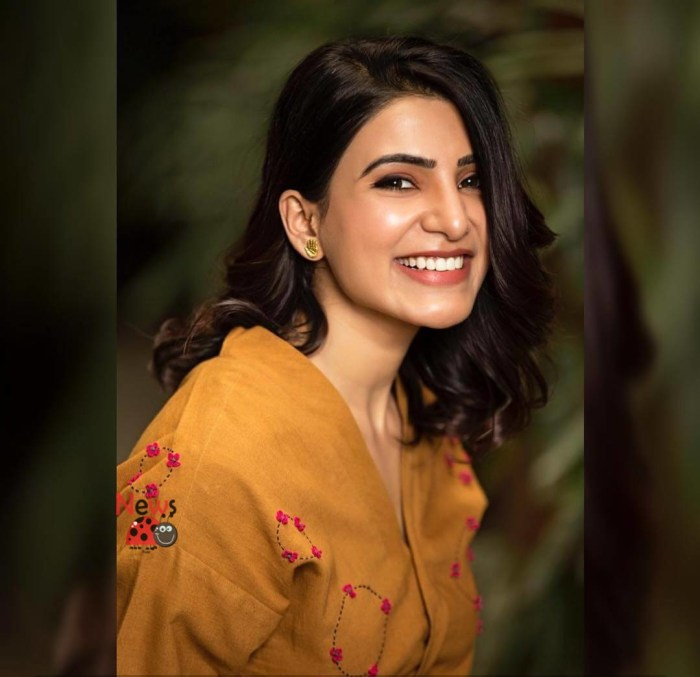 Samantha Akkineni Latest Images
