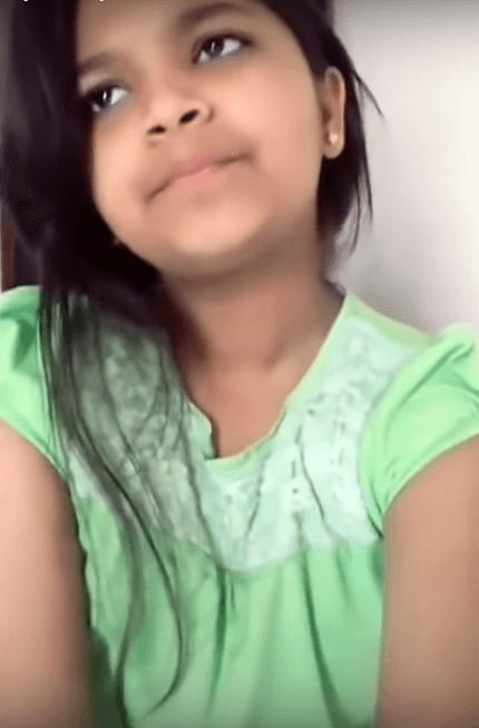 Santhanam Daughter Hasini Photos