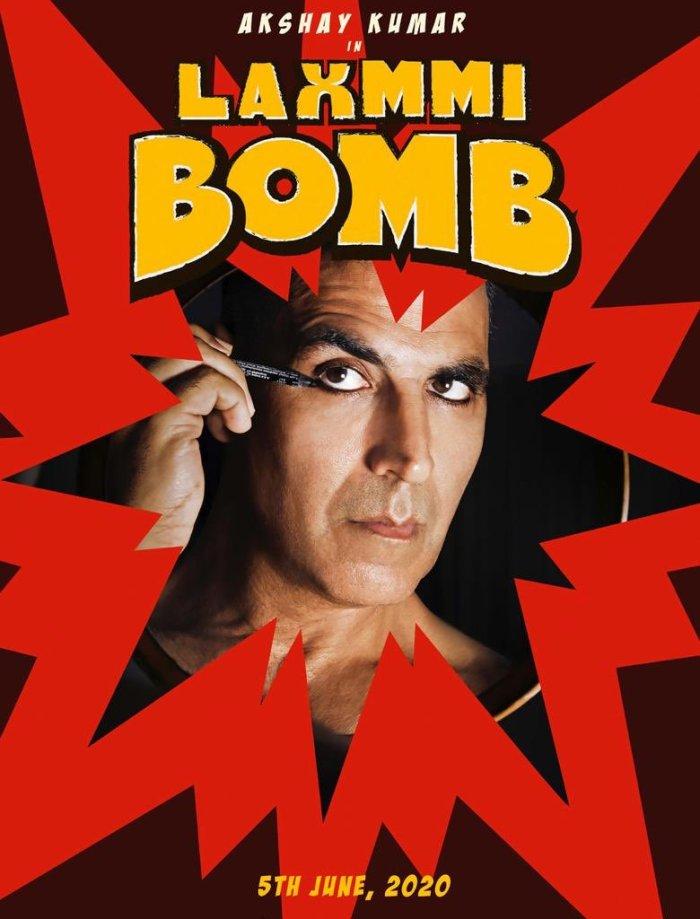 Laxmmi Bomb Hindi Movie