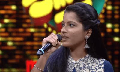 Sindhuja Suresh Super Singer