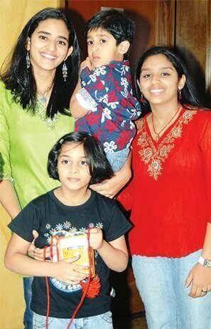 Venkatesh Daggubati Daughter Bhavana Daggubati