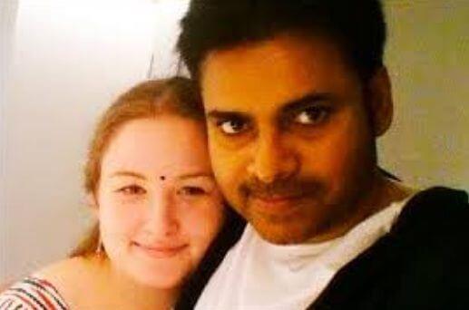 Anna Lezhneva Husband Pawan Kalyan