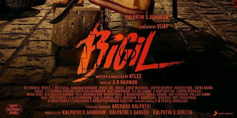 Bigil Tamil Movie (2019) | Cast | Songs | Teaser | Release