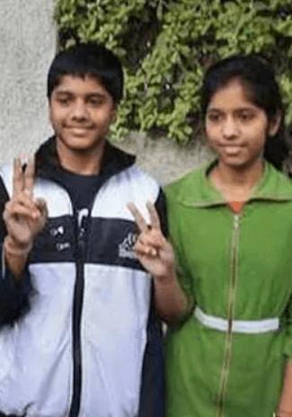 Pulkit Kejriwal Sister Harshita Kejriwal