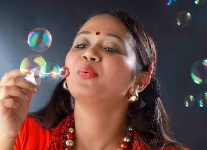 Saranya Sasi Photos