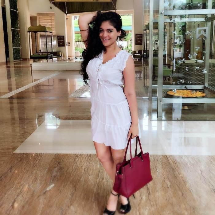 Actress Sherin Shringar
