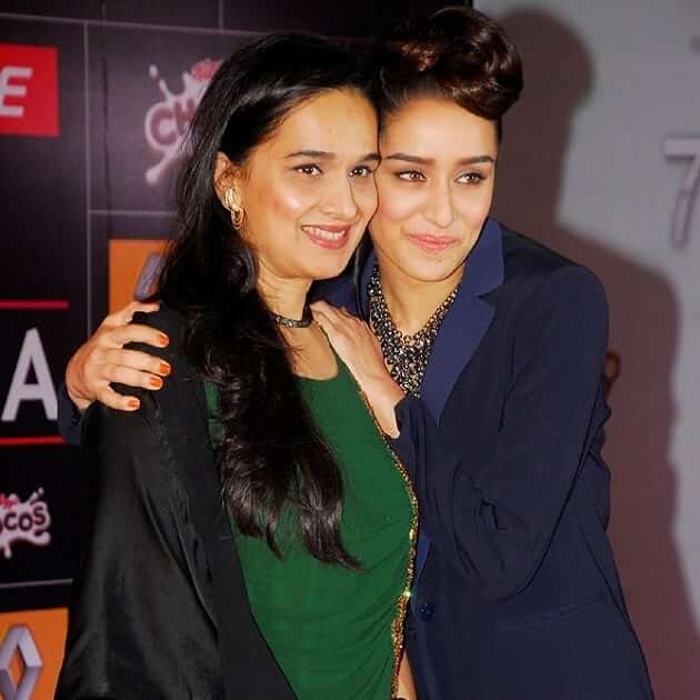 Shivangi Kolhapure Daughter Shraddha Kapoor