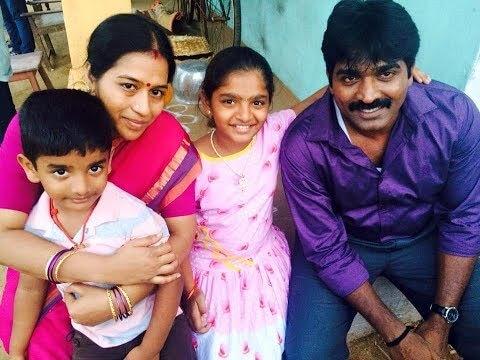 Surya Sethupathi Family