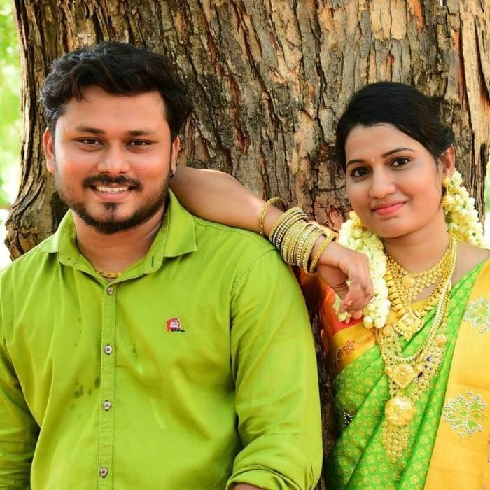 VJ Siddhu Wife Punitha Shalini