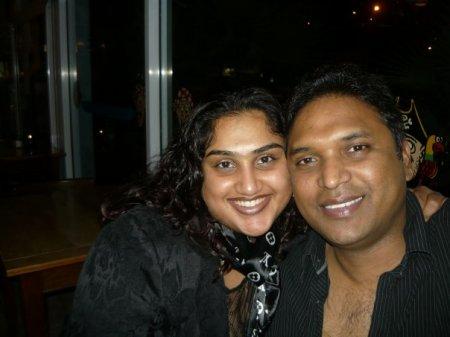 Vanitha Vijayakumar Second Husband Rajan Anandan