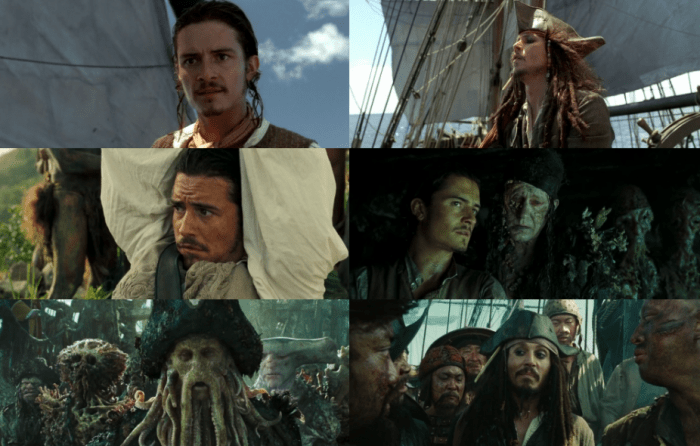 Pirates of the Caribbean Movies Download