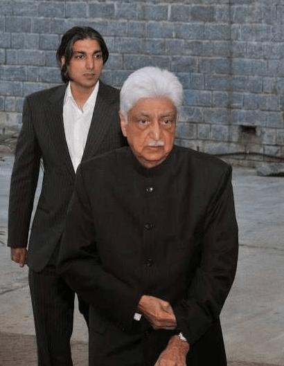 Azim Premji Son Tariq Premji