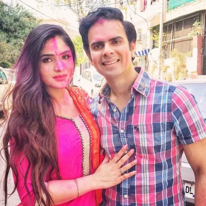 Himadri Pruthi Boyfriend Varun Pruthi