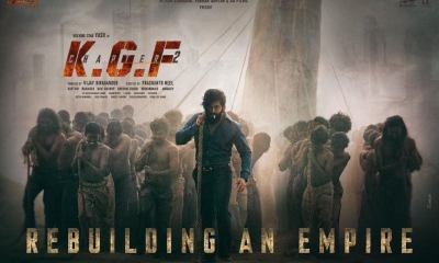 KGF Chapter 2 Movie