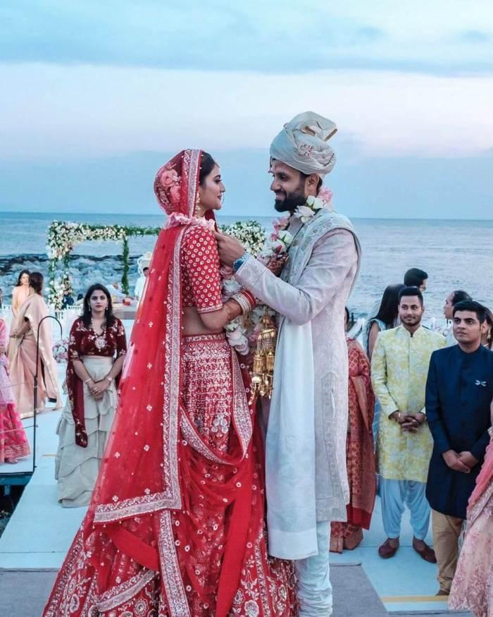 Nikhil Jain Wife Nursat Jahan