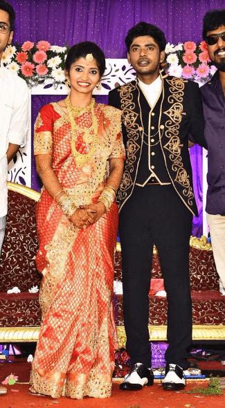 Sandy Master and Sylvia Sandy Wedding