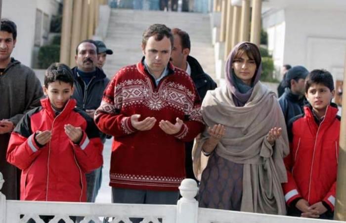 Payal Nath Abdullah Family