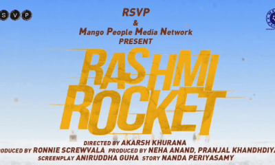 Rashmi Rocket Hindi Movie