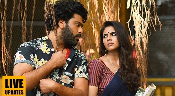 Ranarangam Movie Download