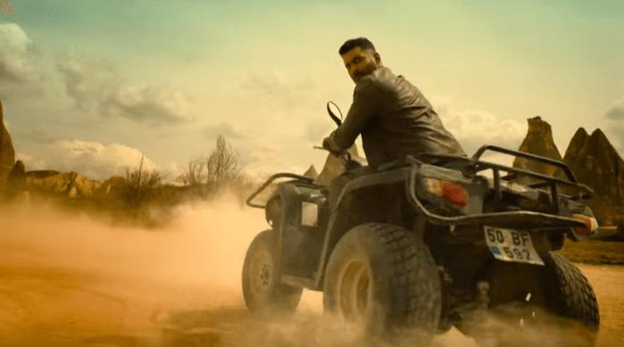Vishal Action Movie