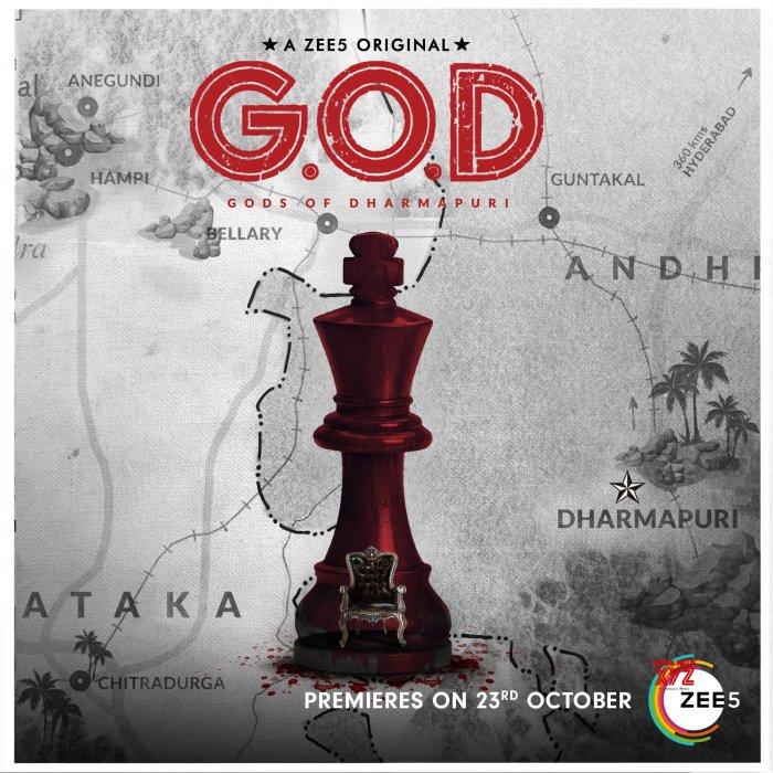 Gods Of Dharmapuri (G.O.D) Web Series