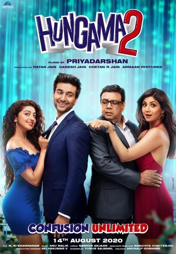 Hungama 2 Hindi Movie (2021) Cast, Release Date