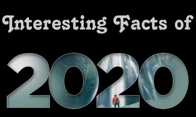 Interesting Facts about 2020