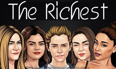 The Richest Girls in the world