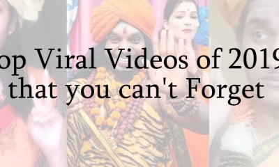 Top Viral Videos of 2019 that you can't Forget