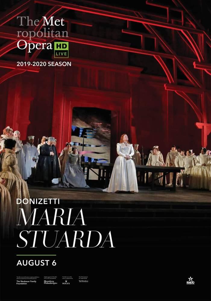 Metropolitan Opera 2019-20 Season: Maria Stuarda