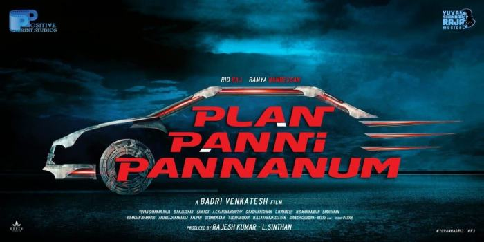 Plan Panni Pannanum Tamil Movie