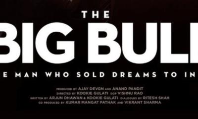 The Big Bull Hindi movie 2020