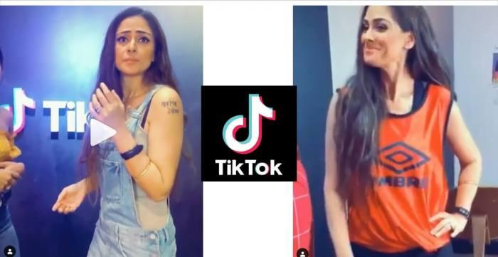 Simran TikTok Videos