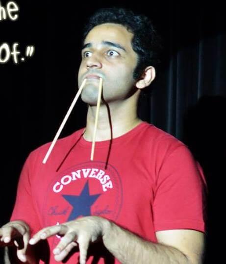 Dhruv Lohumi