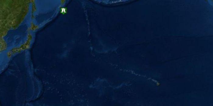 Tsunami Watch for Hawaii