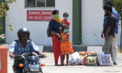 Coronavirus tamil Nadu